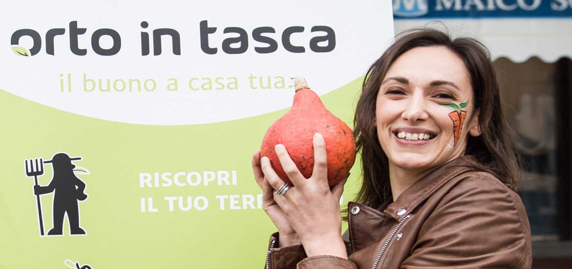 Start up Orto in tasca